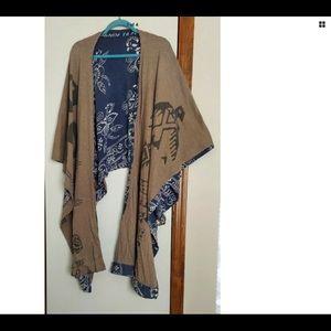 ISO Magnolia Pearl Melissa scarf